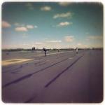 Cruising am Flughafen Tempelhof – Berlins wohl bekanntester Longboard-Cruisingspot!