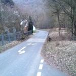 Cruising-Fahrradweg mit Downhill-Einlagen: Marktsteinach – Schonungen (Unterfranken)