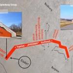 Terra Nova Speedway, nähe Köln: Longboarden auf einer ehem. Tagebau-Trasse
