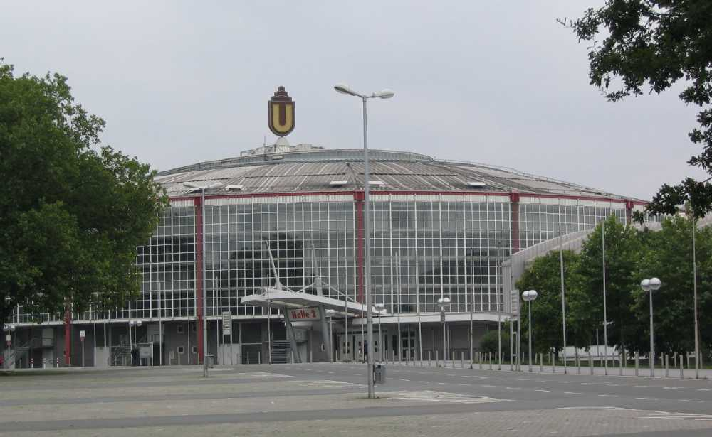 Dortmund-Longboard-Strecke