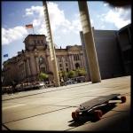 Cruising & Sightseeing am Reichstagsufer Berlin-Mitte