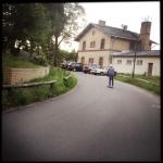 Crusing & Downhill-Runde Nauener Vorstadt mit See und Biergarten (Potsdam)