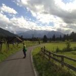 zwischen Farchant und Oberau